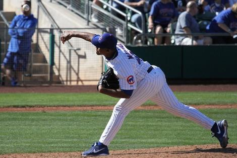 Los Angeles Dodgers and Chicago Cubs Swap Matt Guerrier and Carlos Marmol, but Dodgers Get Better End of Deal