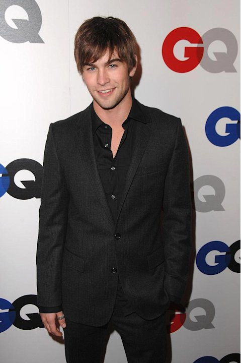 Chace Crawford at the GQ Men of the Year Awards - 12/05/2007