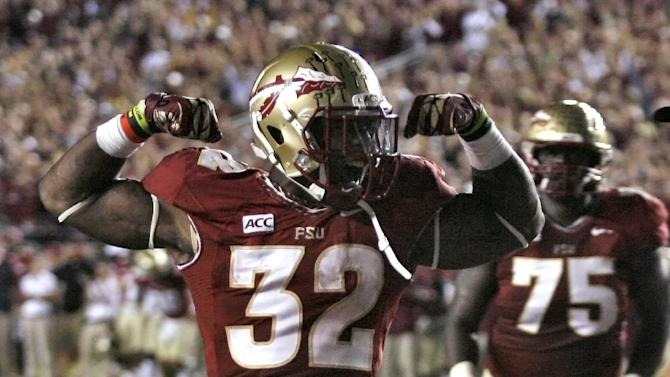 No. 3 Florida State showcases unheralded run game