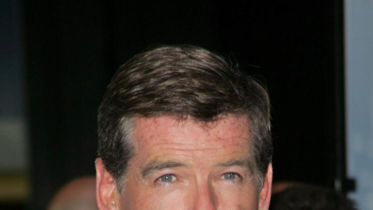 Mamma Mia! New York Premiere 2008 Pierce Brosnan