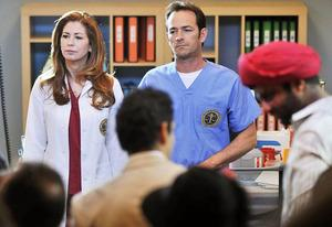 Dana Delany, Luke Perry | Photo Credits: Richard Foreman/ABC