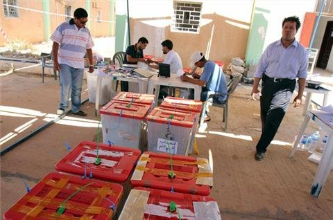 Unity stressed as Libya poll results emerge