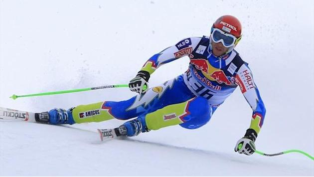 Alpine Skiing - Jerman ends career after Kitzbuehel crash