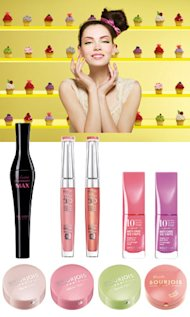 Bourjois' new Spring 2012 collection: Sweet Paris