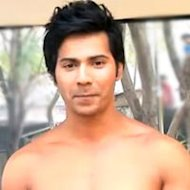 Varun Dhawan: 'My mother gets upset if I take off my shirt'