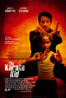 Póster de The karate kid