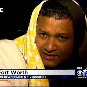 Victim Speaks After Fort Worth Rollover Crash