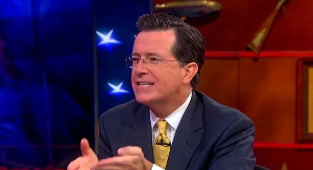 """Stephen signs off: A look back at """"Colbert Report"""""""