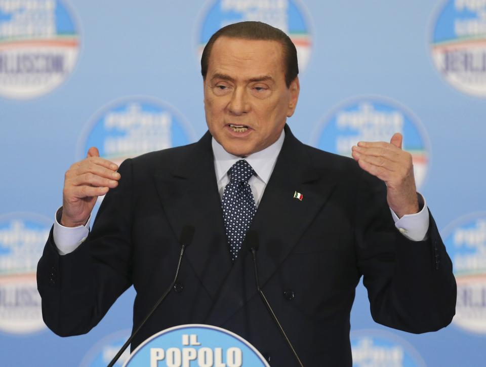 Berlusconi: if I win, Italians get home tax back
