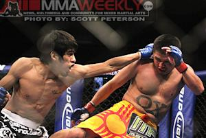 Will Campuzano Returns to Keep Sergio Pettis' UFC 167 Debut Intact