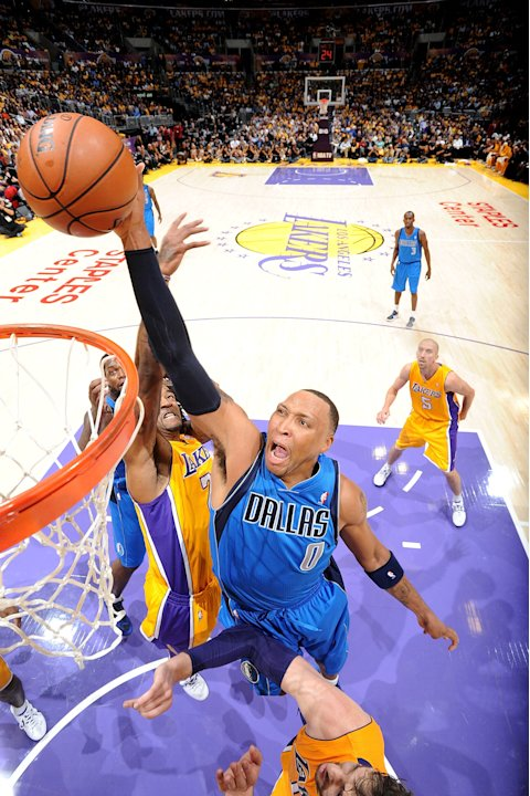 Lakers-Mavs