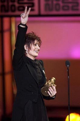 Sharon Osbourne VH-1 Big in 2002 Awards - 12/4/2002