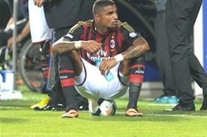 Boateng glad he didn't quit Milan