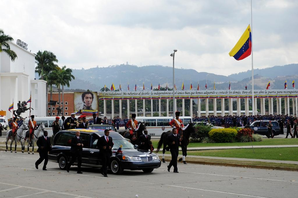 In crisis-hit Venezuela, even opponents miss Chavez