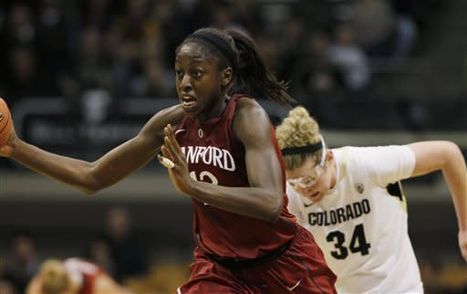 No. 4 Stanford cruises past No. 20 Colorado 57-40