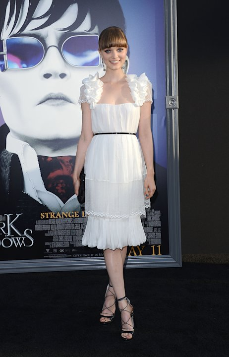 "Premiere Of Warner Bros. Pictures' ""Dark Shadows"" - Arrivals"