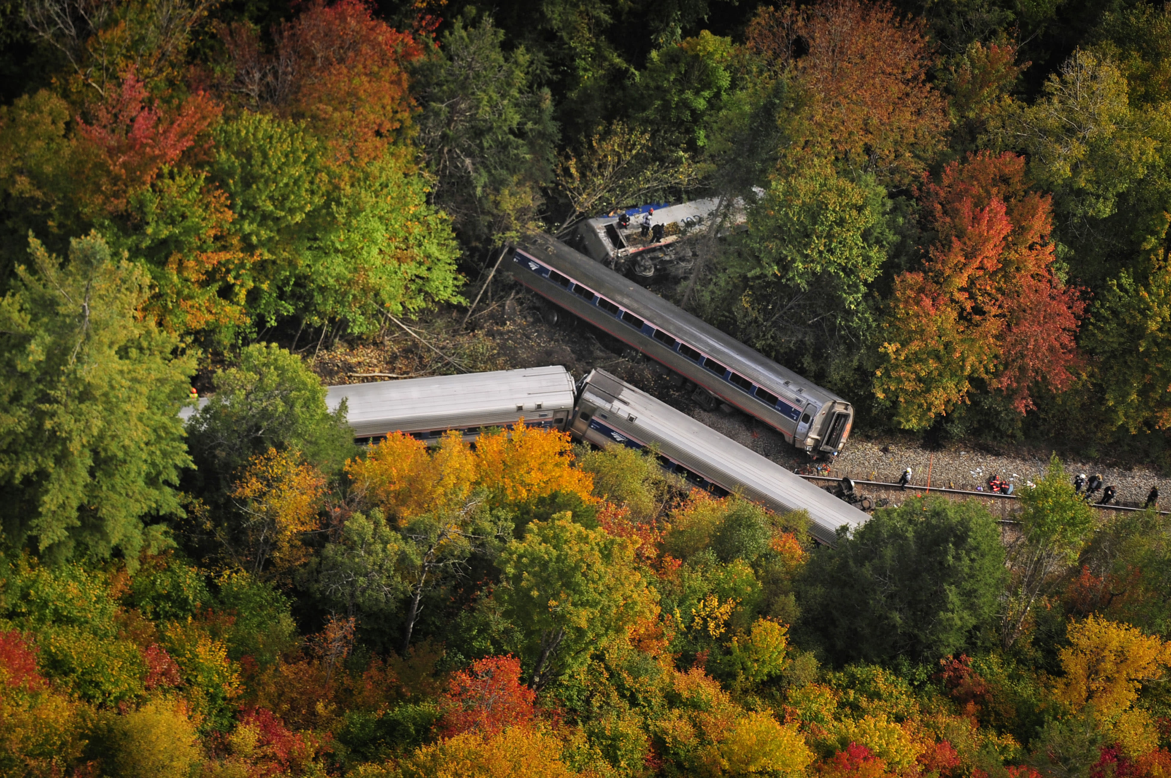 Rock fences that may prevent derailment not used in Vermont