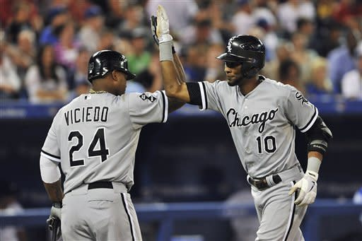 Liriano earns win as White Sox beat Blue Jays 7-2