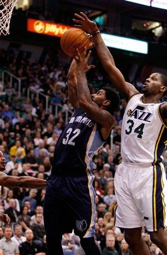 Jefferson, Jazz bench key 94-85 win over Grizzlies
