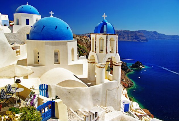 amex santorini