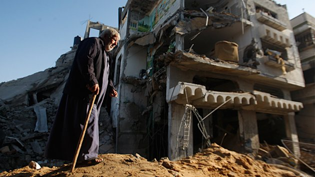 Hopes Rise for Gaza Ceasefire (ABC News)