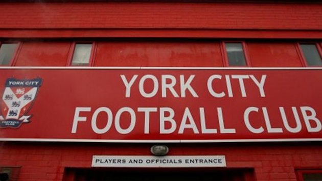 Generic stadium picture York City FC