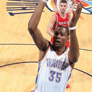Nightly Notable - Kevin Durant