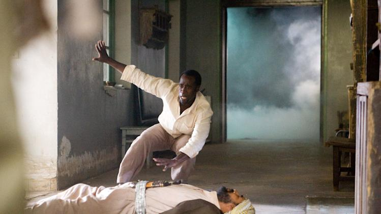 Don Cheadle Traitor Production Stills Overture 2008