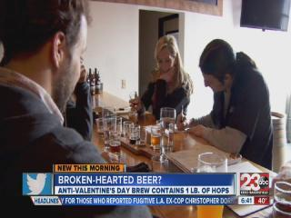 Broken hearted beer