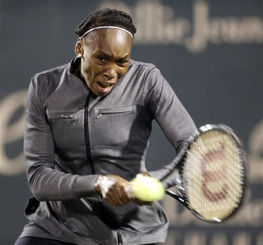Williams sisters' matches postponed