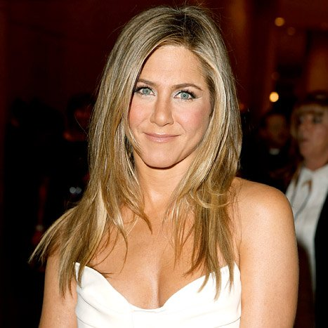 Jennifer Aniston Named the …