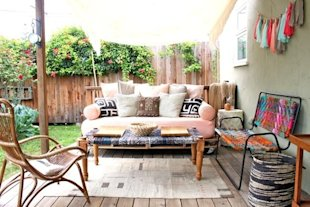 10 Ways to Spruce up Your Patio