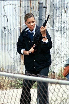 Michael Michele as Beth Williamson in United Artists' Dark Blue