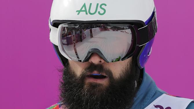 SOCHI SCENE: A valuable beard