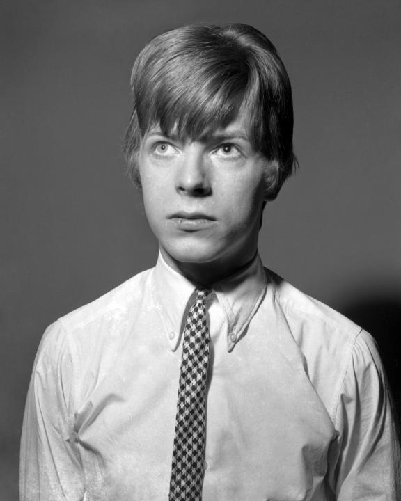 David Bowie Portrait Session