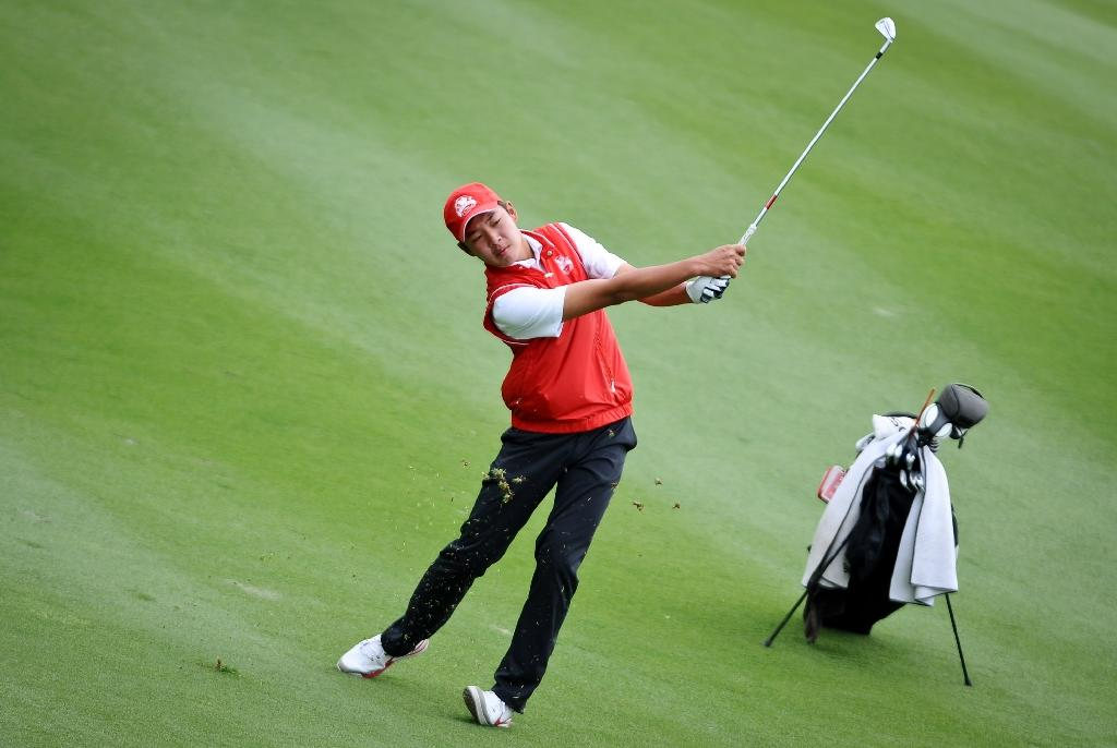 Jin, 17, heads for USPGA Masters as Asia amateur cut short