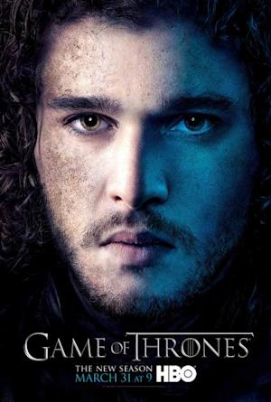 Jon Snow, 'Game of Thrones,' Season 3 -- HBO