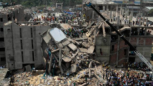 Wal-Mart, Gap Propose Alternate Bangladesh Safety Program