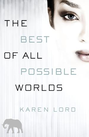 "This book cover image released by Del Rey shows ""The Best of All Possible Worlds,"" by Karen Lord. (AP Photo/Del Rey)"
