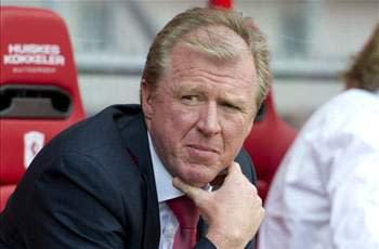 McClaren's job safe at Twente despite bad results