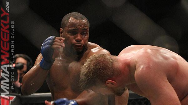 Daniel Cormier to Fight at UFC 170, Welcomes Patrick Cummins to the Octagon