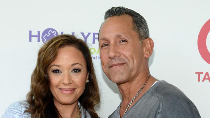 Leah Remini (husband is Angelo Pagan)
