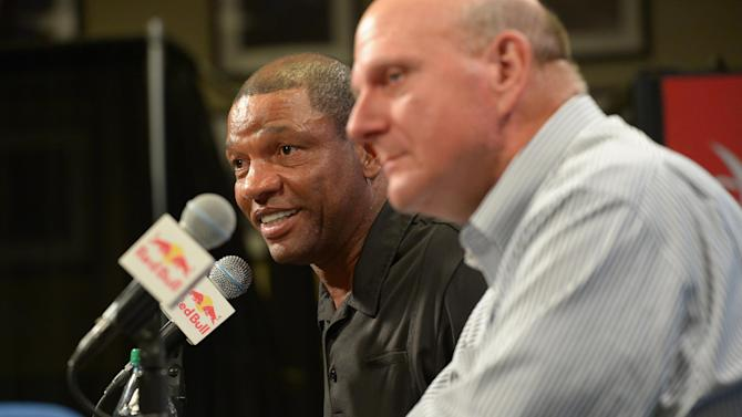 Clippers sign Doc Rivers to 5-year extension
