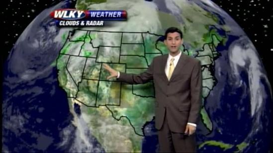Tuesday Afternoon Weather Webcast