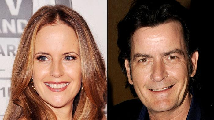 Kelly Preston, Charlie Sheen