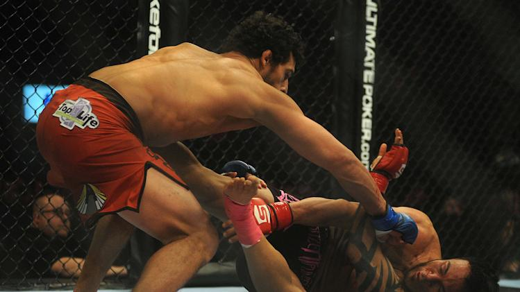 MMA: Strikeforce-Gurgel vs. Martins