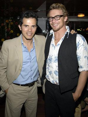 John Leguizamo and Simon BakerGeorge A. Romero's Land of the Dead Party Cannes Film Festival - 5/13/05