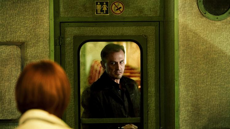 Robert Knepper Transporter 3 Production Stills Lionsgate 2008