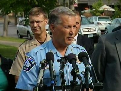 Police: Gunman fired day of Minneapolis shooting