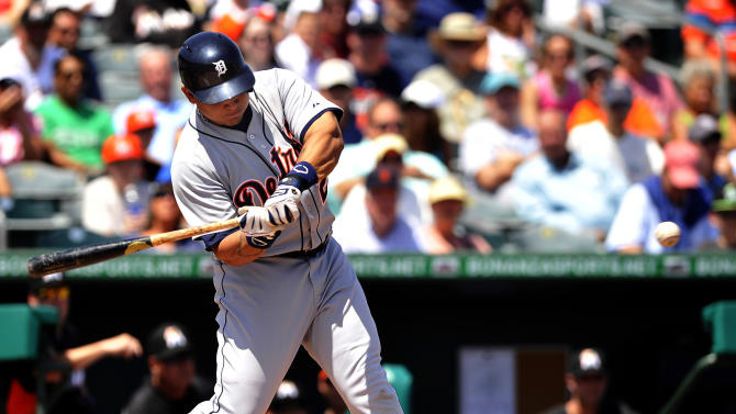 MLB: Spring Training-Detroit Tigers at Miami Marlins